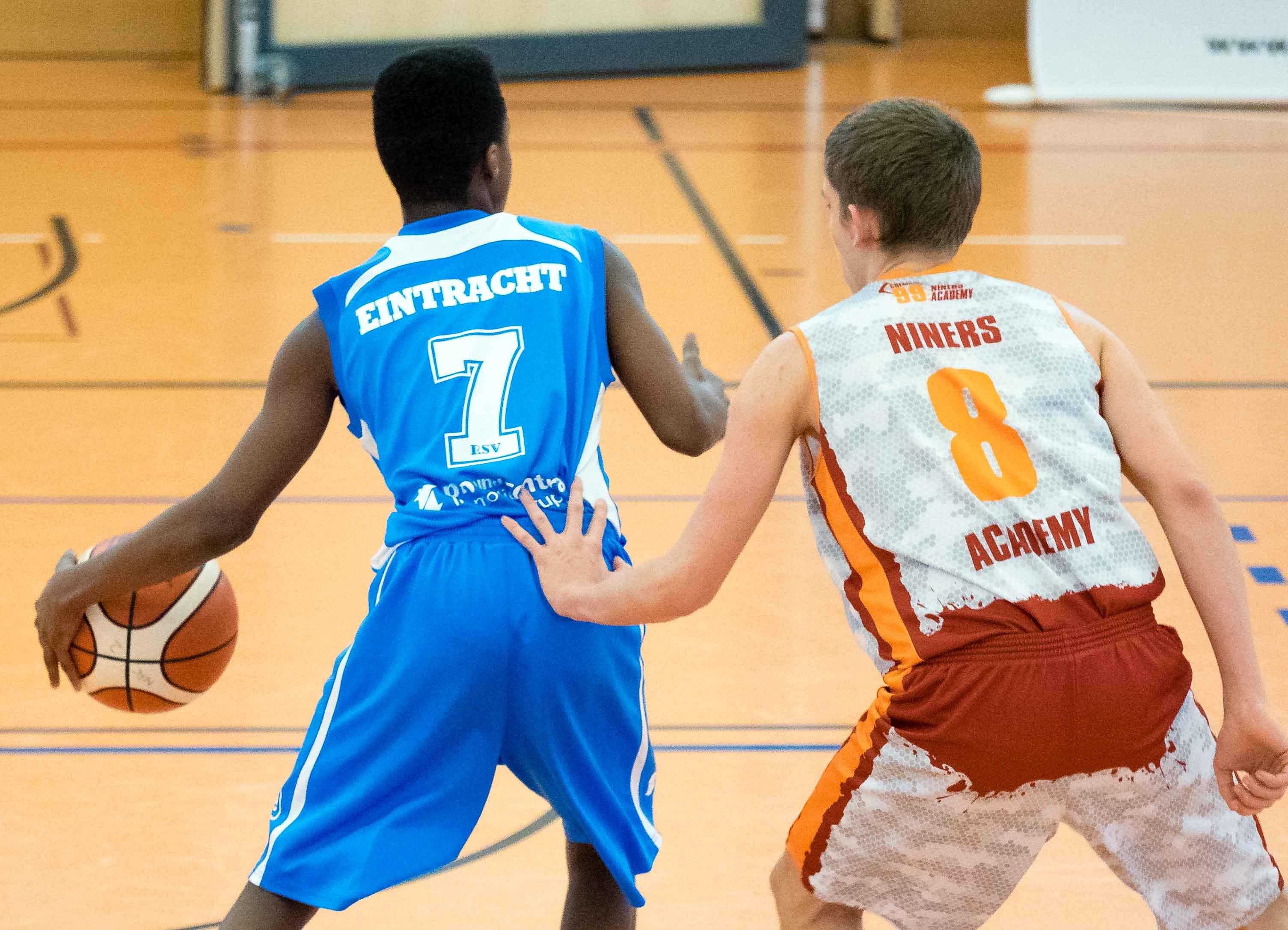 Basketball - Sportoberschule Chemnitz